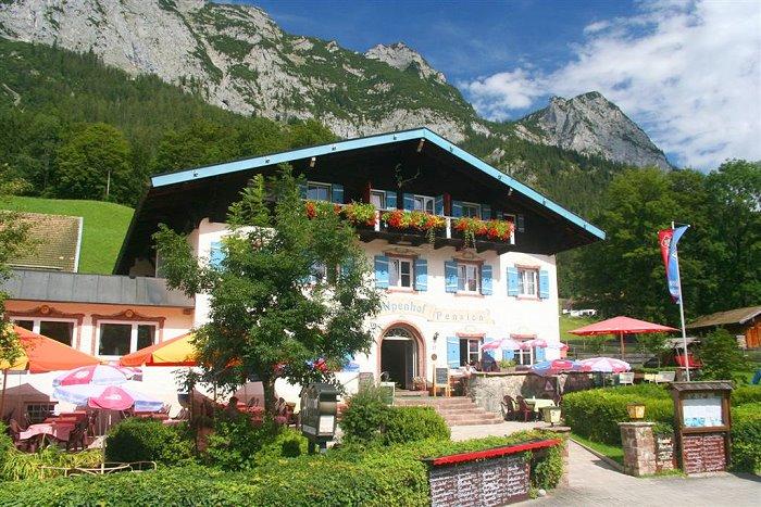 Gasthaus Pension Alpenhof Am Hintersee In Ramsau Bei